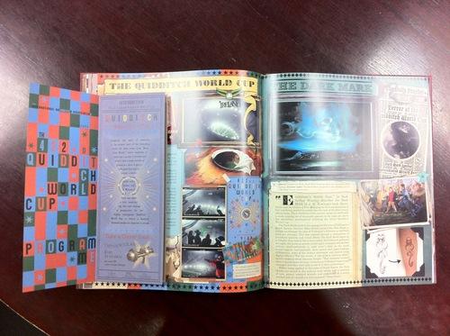 Nouveau livre: Harry Potter: la magie des films Harrypotterfilmwizardry034